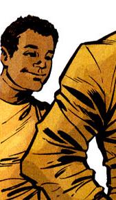Walter Johnson clone (New Earth)