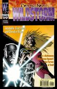 WildStorm Annual 2000 cover