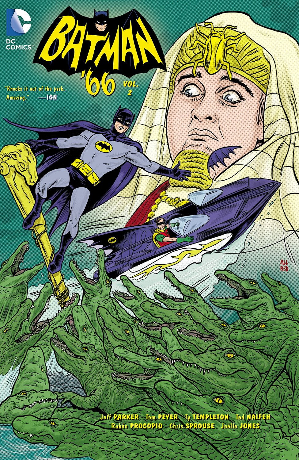 Batman '66 Vol. 2 (Collected)