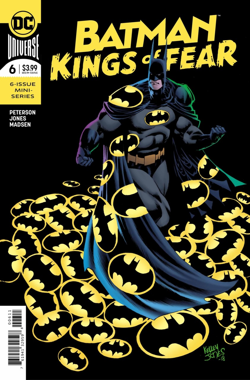 Batman: Kings of Fear Vol 1 6