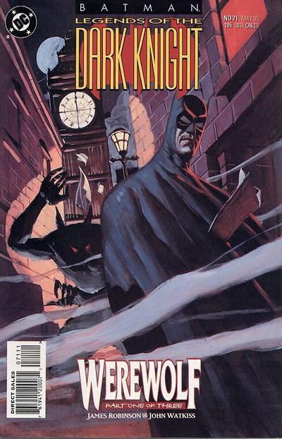 Batman: Legends of the Dark Knight Vol 1 71