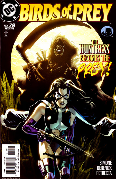 Birds of Prey Vol 1 78