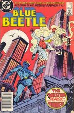 Blue Beetle and the Question
