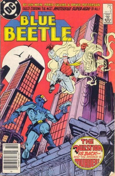Blue Beetle Vol 6 5