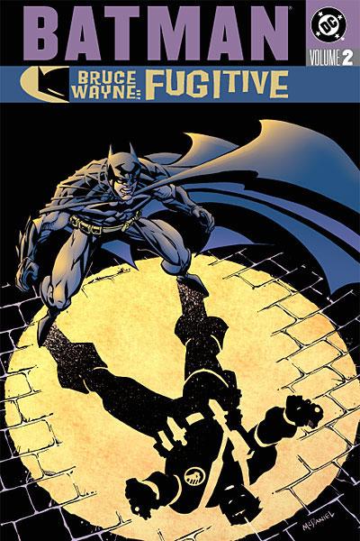 Batman: Bruce Wayne - Fugitive Vol 2 (Collected)
