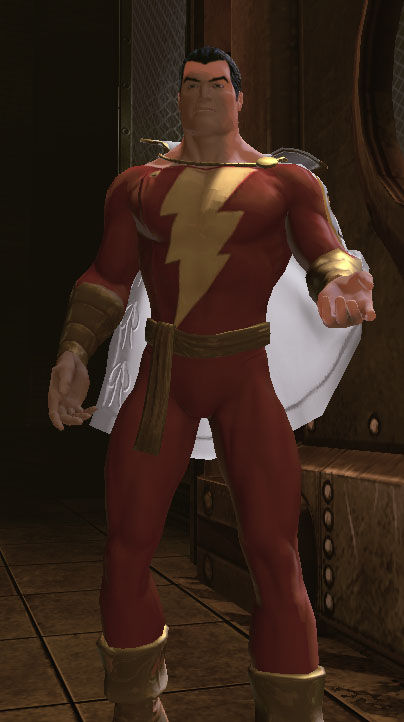 Billy Batson (DC Universe Online)