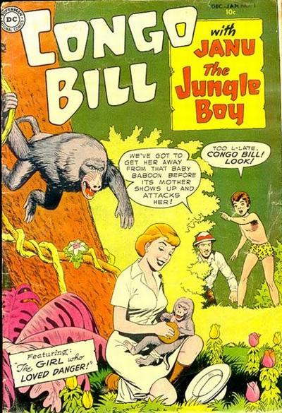 Congo Bill Vol 1 3