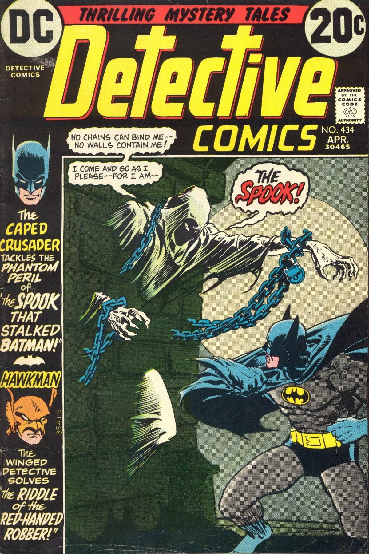 Detective Comics Vol 1 434