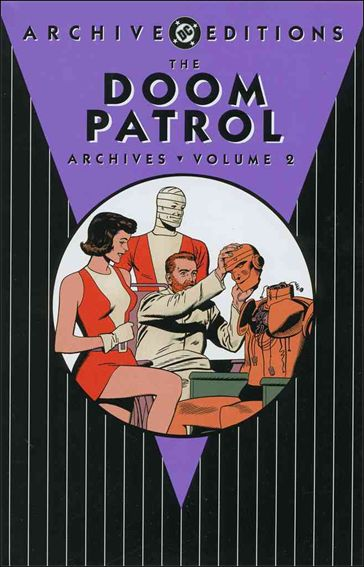 Doom Patrol Archives Vol. 2 (Collected)