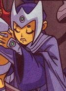 Luand'r Teen Titans TV Series 001