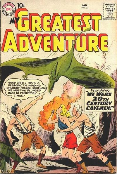My Greatest Adventure Vol 1 27