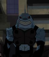 Nanaue DC Animated Movie Universe 0001