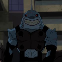 Nanaue (DC Animated Movie Universe)