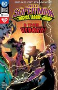 New Super-Man and the Justice League of China Vol 1 22