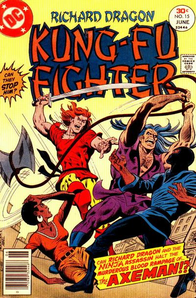 Richard Dragon, Kung-Fu Fighter Vol 1 15