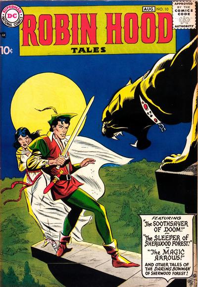 Robin Hood Tales Vol 1 10