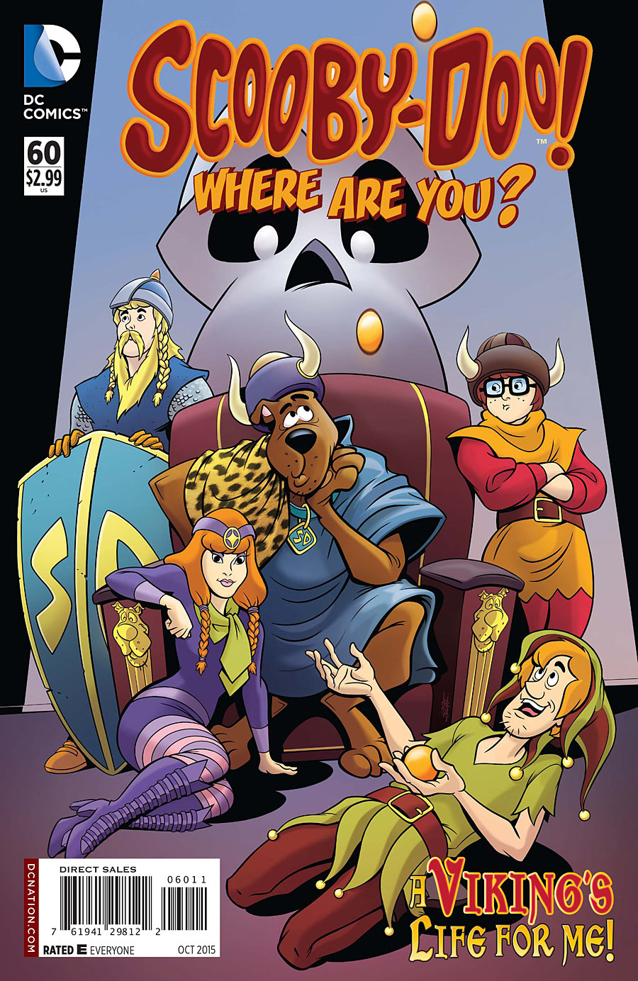 Scooby-Doo, Where Are You? Vol 1 60