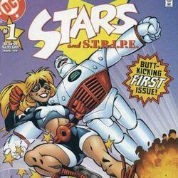 Stars and S.T.R.I.P.E. Vol 1 1
