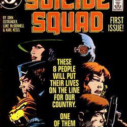 Suicide Squad Vol 1