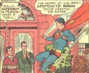 Superboy Earth-153 0001
