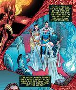 Superman Anansi timeline