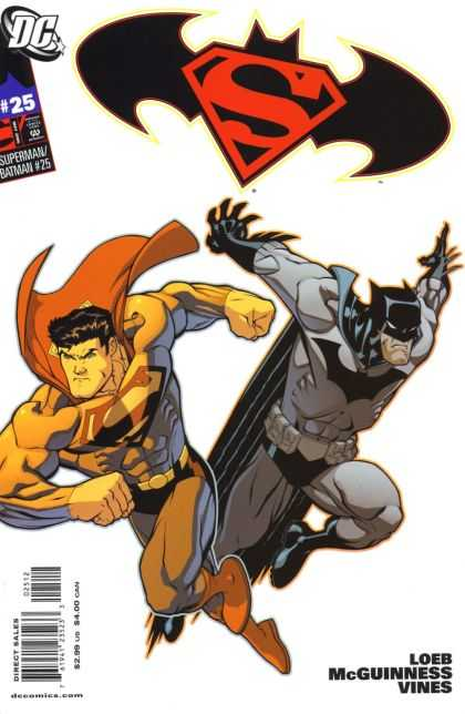 Superman/Batman Vol 1 25