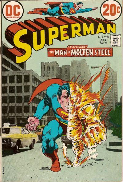 Superman Vol 1 263