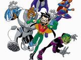 Teen Titans (Teen Titans TV Series)