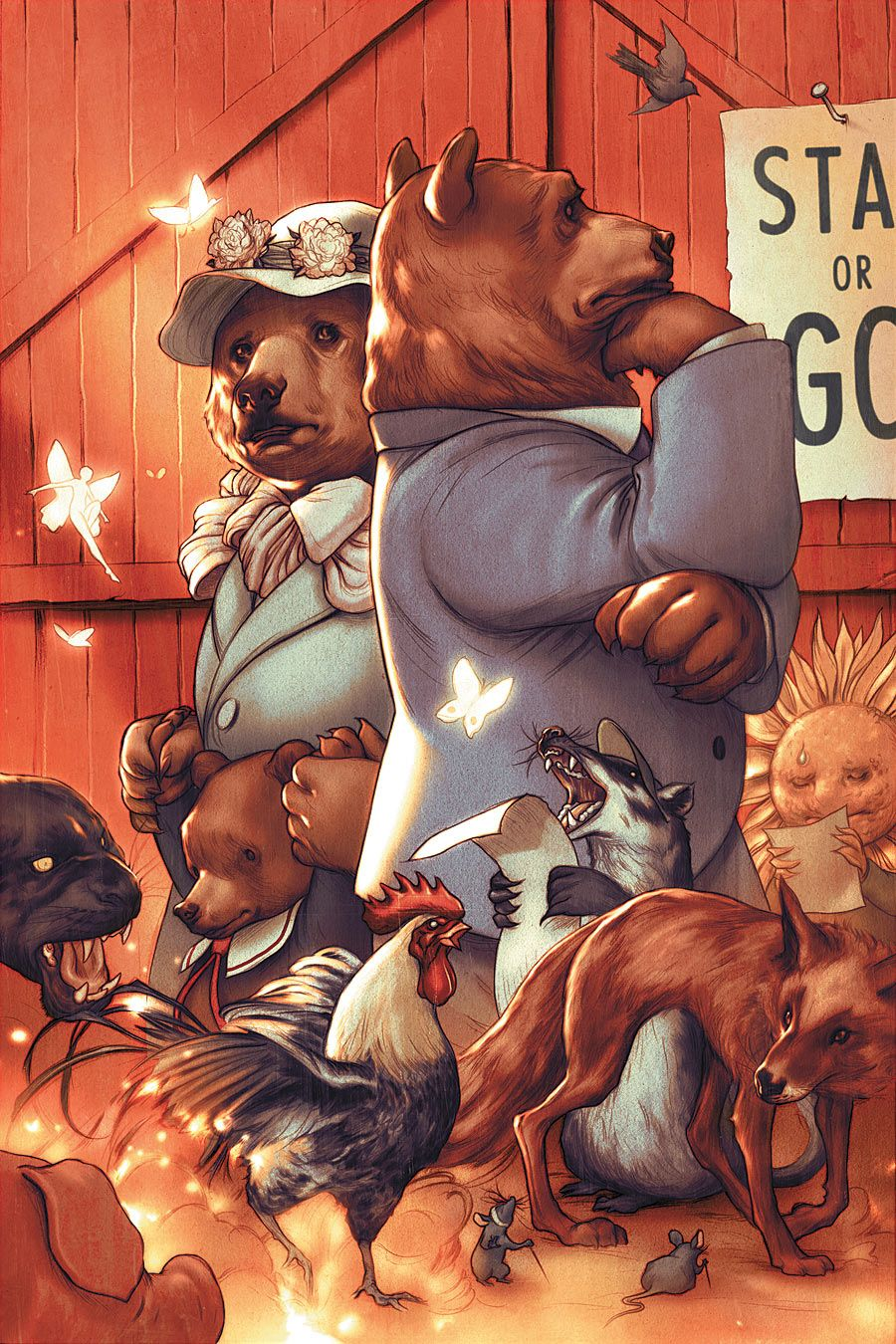Three Bears (Fables)