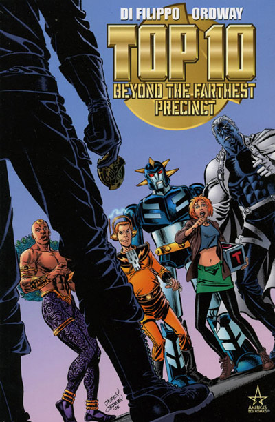 Top 10: Beyond the Farthest Precinct (Collected)