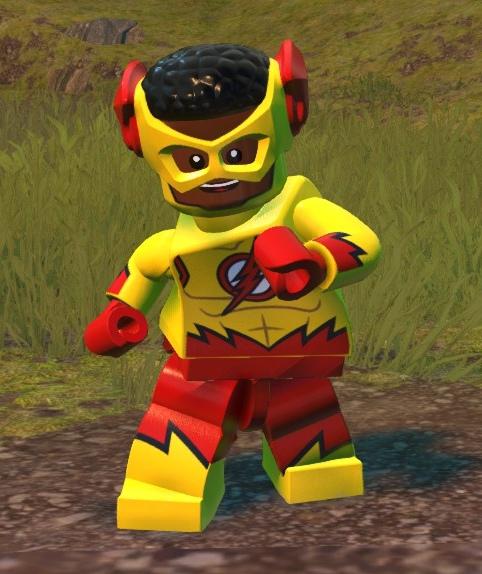 Wallace R. West (Lego Batman)