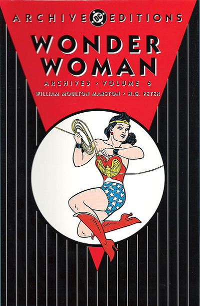 Wonder Woman Archives Vol. 6 (Collected)