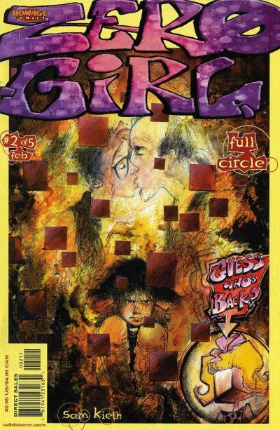 Zero Girl: Full Circle Vol 1 2