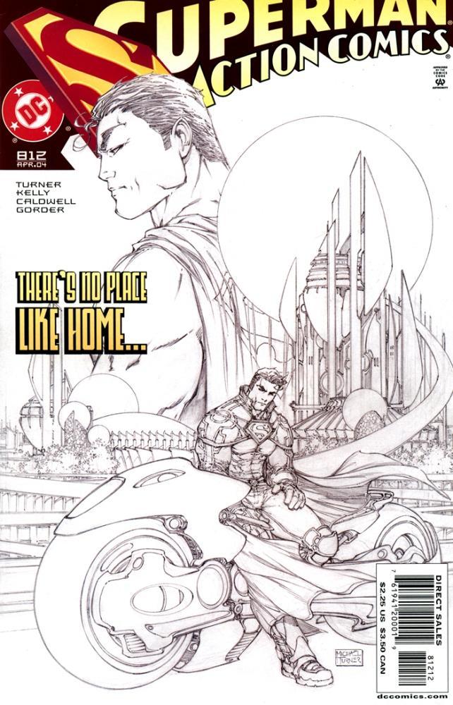 Action Comics Vol 1 812 2nd Printing.jpg
