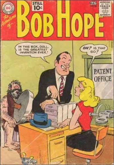 Adventures of Bob Hope Vol 1 68