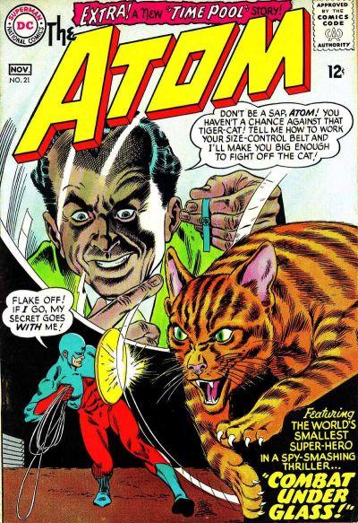 The Atom Vol 1 21