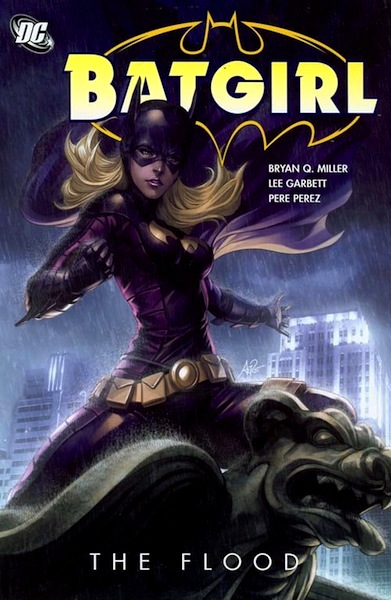 Batgirl: The Flood
