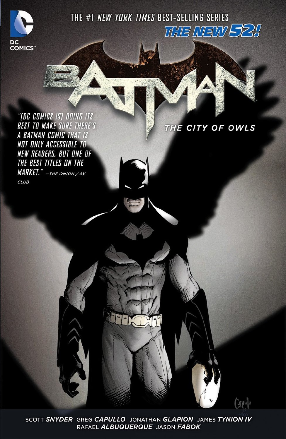 Batman: The City of Owls (Collected)