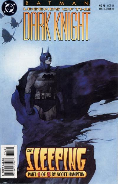 Batman: Legends of the Dark Knight Vol 1 76