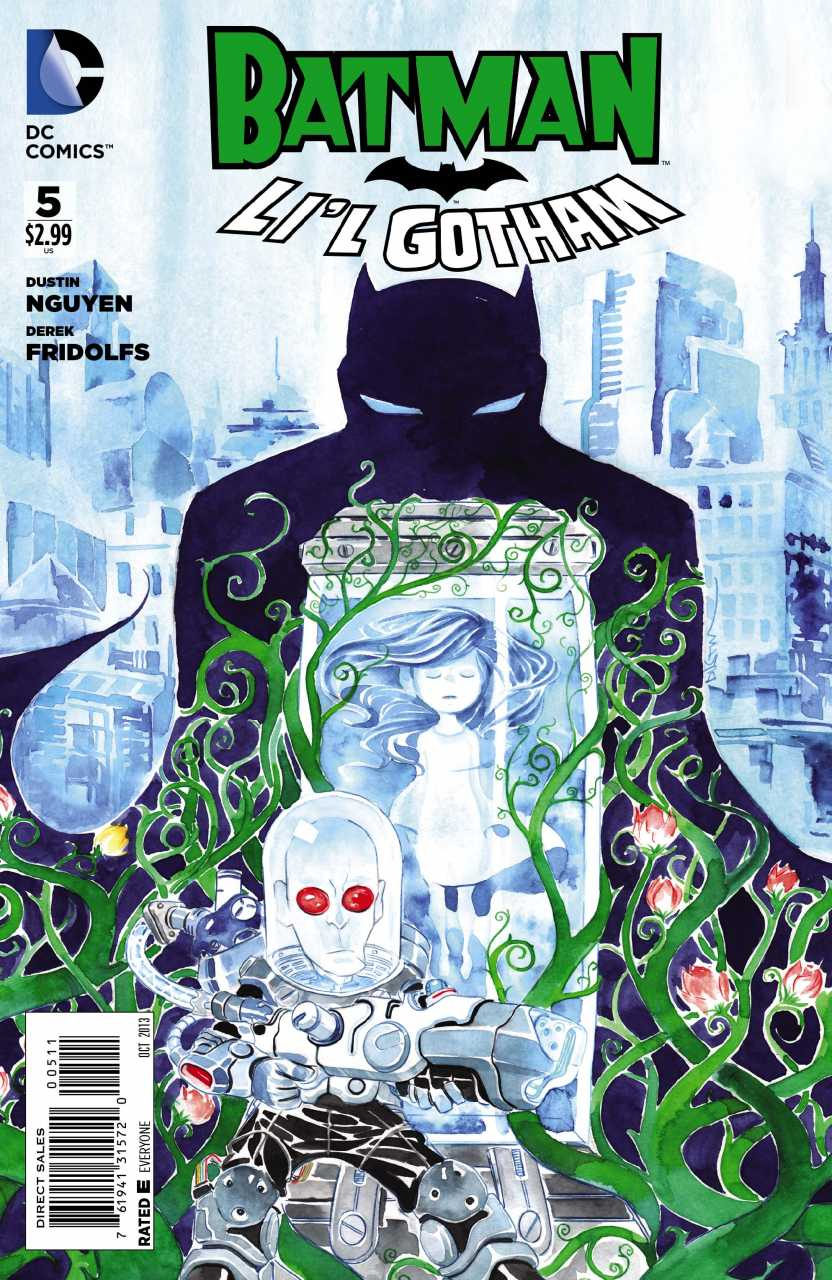 Batman: Li'l Gotham Vol 1 5