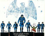 Blackhawk Squadron Quality Universe 0001