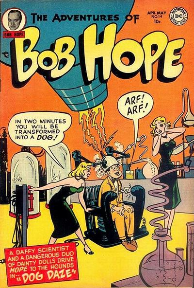 Adventures of Bob Hope Vol 1 14