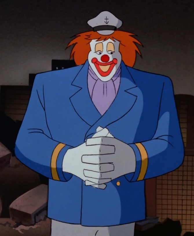 Captain Clown (DCAU)
