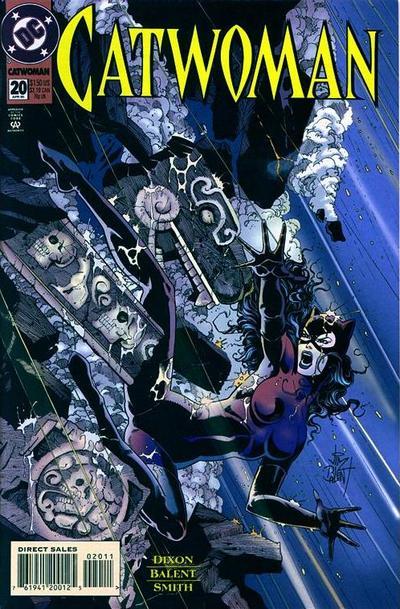 Catwoman Vol 2 20