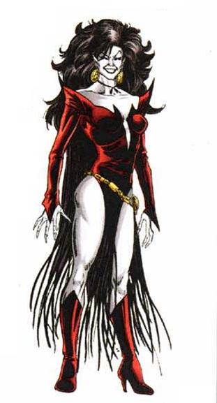 Dark Angel (Earth-Seven)