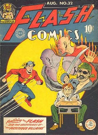 Flash Comics Vol 1 32