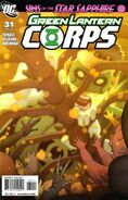 Green Lantern Corps Vol 2 31