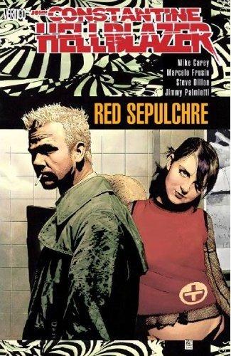 Hellblazer: Red Sepulchre (Collected)
