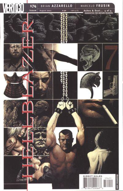 Hellblazer Vol 1 174