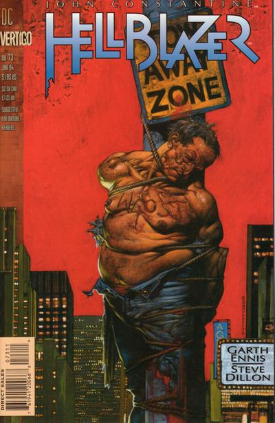 Hellblazer Vol 1 73